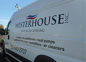 Westerhouse Heating and Cooling in Eudora, KS for all your HVAC needs.