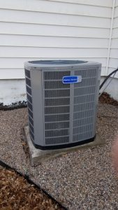 HVAC Repair, service and installation of American Standard Heating and Cooling Equipment by Westerhouse Heating and Cooling, Eudora, KS.